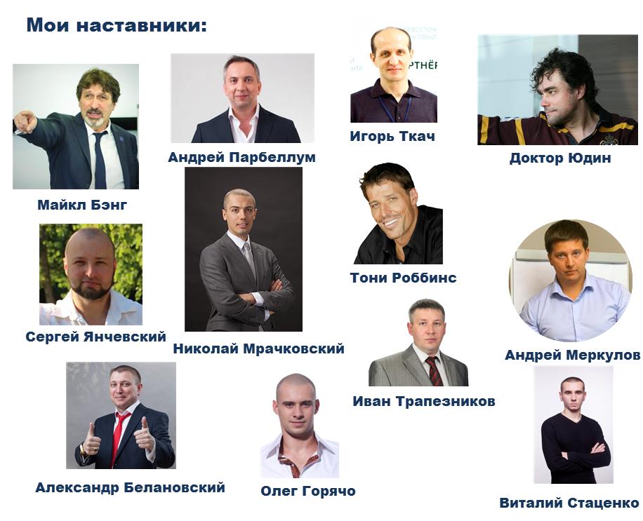 Бизнес тренеры Гич Александра
